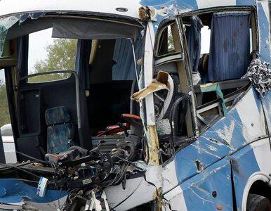 Autobus wpadł do wąwozu. 42 osoby zginęły