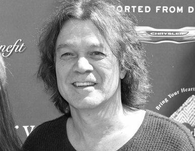 """""""Nie mogę uwierzyć, że muszę to napisać..."""". Zmarł Eddie Van Halen"""