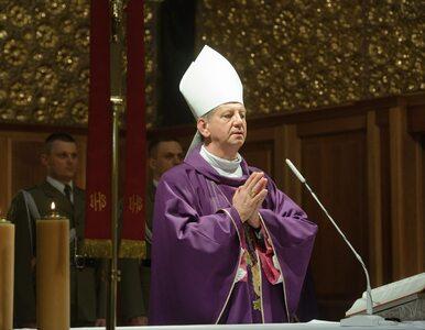 Biskup Guzdek ujawnia przypadki molestowania