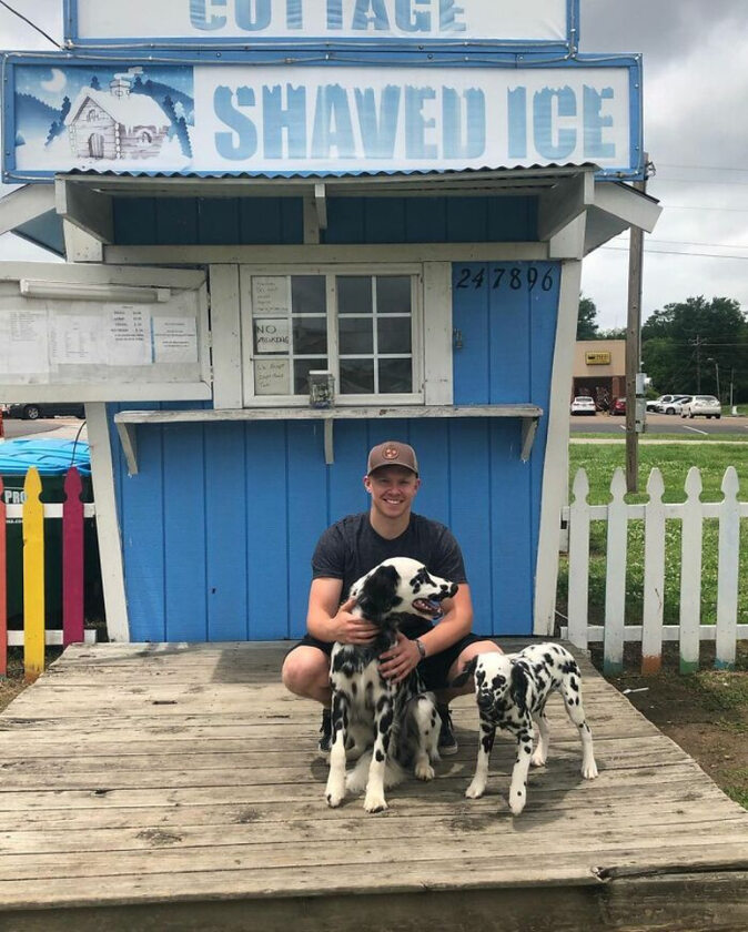 Oakley i Nelli oraz ich właściciel