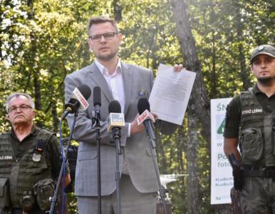 Minister środowiska wypowiedział wojnę śmiecącym w lasach. Kary wzrosną...