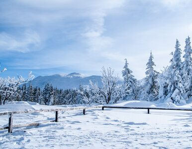 Środa pochmurna z przelotnymi opadami śniegu w całym kraju