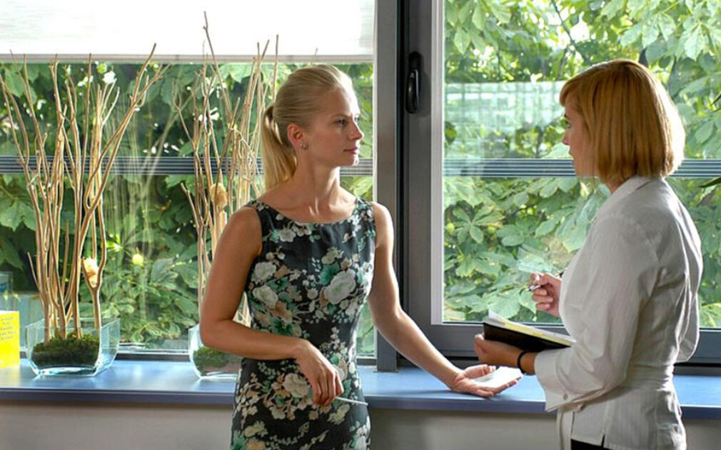 Magdalena Cielecka w serialu grała: