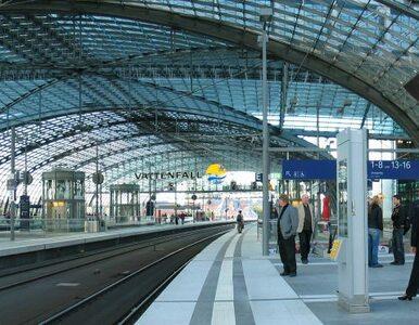 Udaremniono podpalenie dworca w Berlinie?
