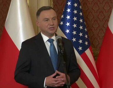 Prezydent Duda odpowiada na słowa Macrona: Nieuczciwe, wręcz bezczelne