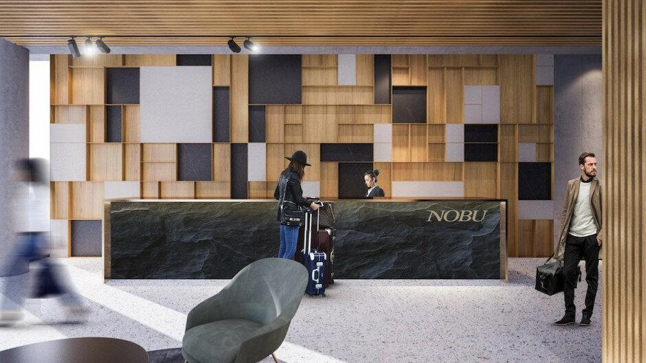 Hotel Nobu Hotel Nobu w Warszawie