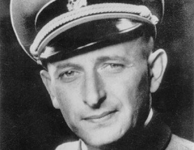 """58 lat temu na śmierć skazano Adolfa Eichmanna. Był """"architektem..."""