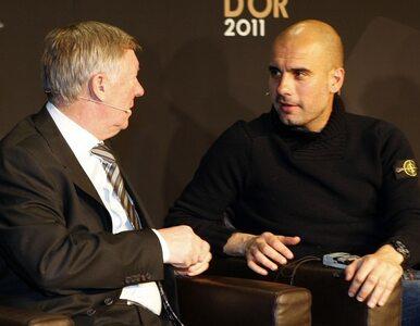 Guardiola: Być może Ferguson oferował mi pracę w United