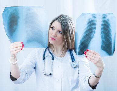 Eksperci: Osoby niepalące coraz częściej chorują na raka płuca. Co jest...
