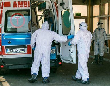 Koronawirus w Polsce. Liczba zajętych łóżek ponownie wzrosła