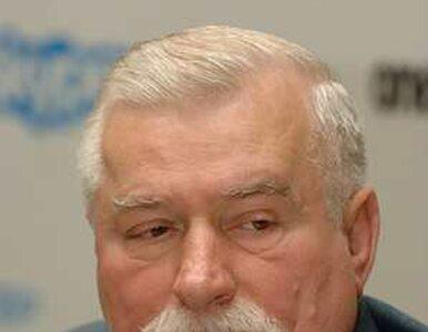 Wałęsa o Kaczyńskim: s-syn