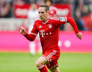 Borussia osłabiona, Bayern też. Ribery nie zagra w hicie