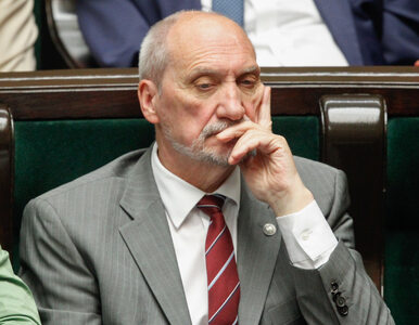 """Antoni Macierewicz krytykuje TVP. """"Wstyd, żeby w Polsce o tym milczano"""""""