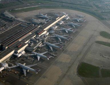 Paraliż na lotnisku w Londynie. Wszystko z powodu...drona