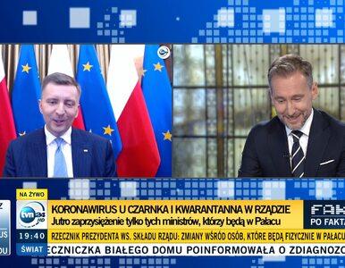 """Piotr Kraśko maglował Łukasza Schreibera. """"Czy moje dzieci mogą oberwać..."""