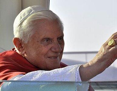 Przeciwnicy papieża planują wielotysięczną demonstrację