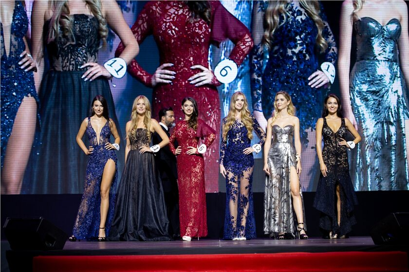 Finalistki konkursu Miss Earth Poland 2019