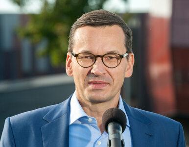 Premier Morawiecki: Bronimy konstytucji. Wybaczmy tym, którzy nabrali...