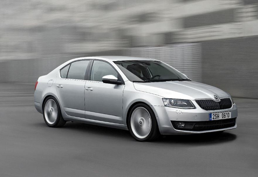 Nowa Škoda Octavia