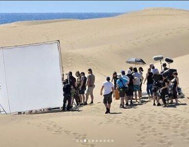 """Zdjęcia z planu """"Wiedźmina"""" krążą po sieci. Część wygląda na zrobione z..."""