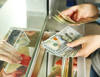 Słaby dolar pomaga złotemu. Polska waluta umacnia się przez zamieszanie...