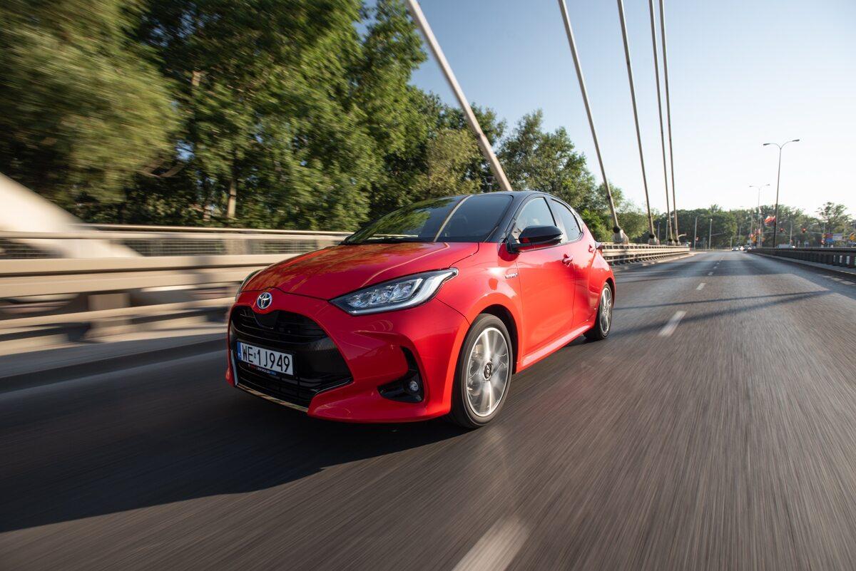 Nowa Toyota Yaris czwartej generacji