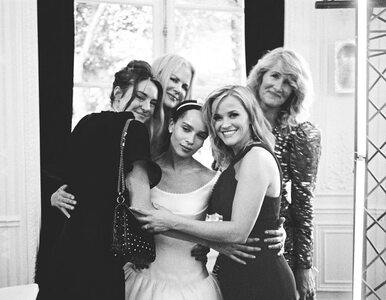 Zoe Kravitz pokazała zdjęcia ze ślubu z Karlem Glusmanem. Pojawiło się...