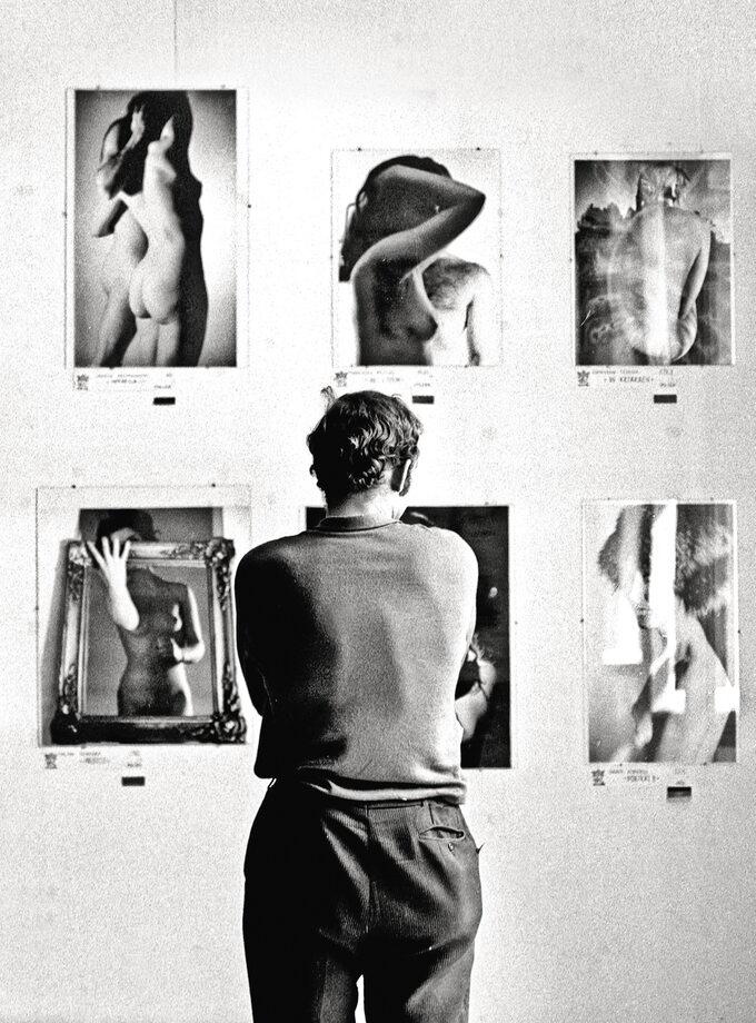 """Wystawa """"Venus"""" zorganizowana przez Krakowskie Towarzystwo Fotoraficzne"""