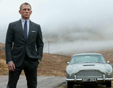 James Bond i elektryczny samochód? Zaskakujące doniesienia z planu