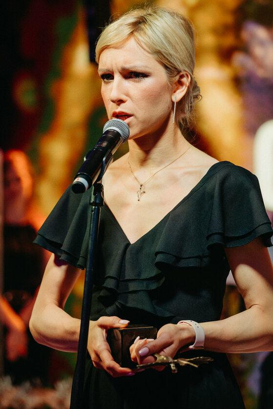 Anna Makowska, laureatka nagrody ShEO Awards