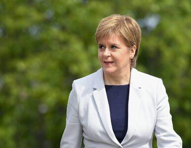 """Brexit. Premier Szkocji zapowiada, że jej kraj może """"stosunkowo szybko""""..."""