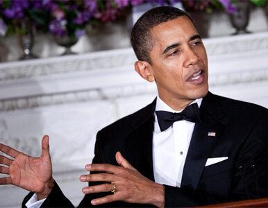 Podziurawiony Obama, policjant zawieszony