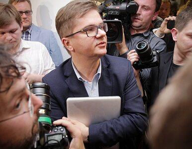 """""""Przez wzgląd na wizerunek Polski, dobrze, że Latkowski nie oddał laptopa"""""""