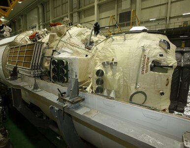 """Międzynarodowa Stacja Kosmiczna powiększy się o rosyjski moduł """"Nauka""""...."""