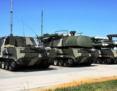 """Rosyjskie systemy rakietowe w Syrii. """"Musimy chronić wojsko"""""""