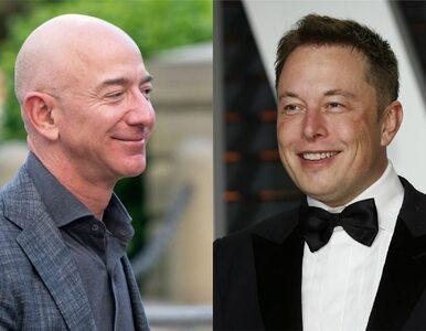 Jeff Bezos znów najbogatszy. Elon Musk musiał oddać pozycję lidera