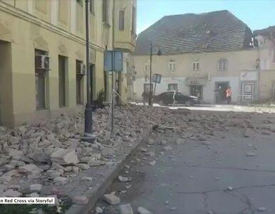 Trzęsienie ziemi w Chorwacji. Było odczuwalne w innych krajach, zginęła...