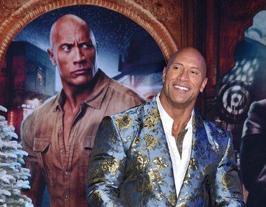 """Dwayne """"The Rock"""" Johnson zakażony koronawirusem. """"Wykryto to u całej..."""