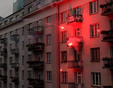 Marsz Niepodległości. Wiadomo, czyje mieszkanie zostało podpalone