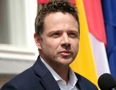 Trzaskowski planuje ubiegać się o reelekcję w Warszawie
