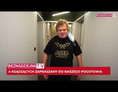 """Kazik uderza w TVP w nowym utworze. """"Zgniła maszyna chorej propagandy"""""""