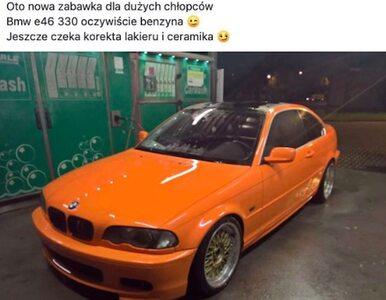 BMW w ogniu krytyki po wypadku na ul. Sokratesa