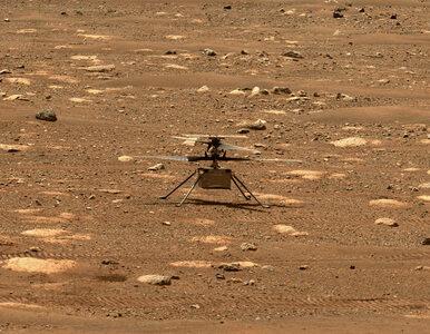 NA ŻYWO: Pierwszy lot helikoptera na innej planecie. NASA prowadzi...