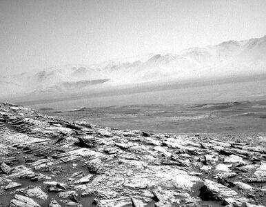 """Curiosity """"zauważył"""" coś na Marsie. Po tym zdjęciu NASA zleciła..."""