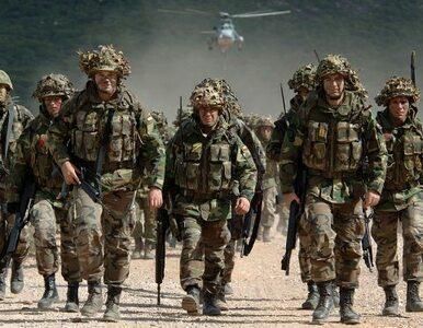 NATO wzywa żołnierzy do punktów załadunku. Ćwiczenia Noble Jump