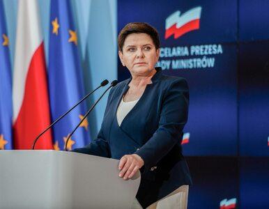 Polskie Radio: Beata Szydło nie będzie już kandydatką na stanowisko...