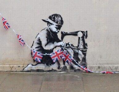 Naukowcy zdemaskowali Banksy'ego? Podano jego nazwisko