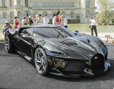 Najdroższe nowe auto w historii zostało sprzedane. To Czarny Samochód...