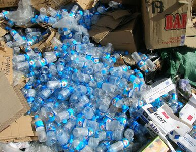 Ile butelek PET trafia do recyklingu? Aż trudno uwierzyć