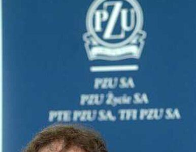 Netzel nie jest już szefem PZU